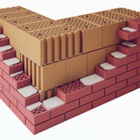 Преимущества строительства домов из кирпича